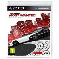 Need for Speed: Most Wanted (2012) - PS3 - Konzoljáték