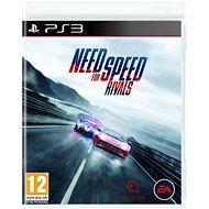 Need for Speed - Rivals, PS3 - Konzoljáték