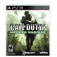 Call of Duty: Modern Warfare - PS3 - Konzoljáték