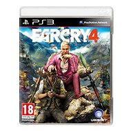 Far Cry 4 - PS3 - Konzoljáték
