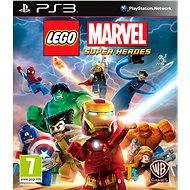 LEGO Marvel Super Heroes - PS3 - Konzoljáték