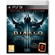 Diablo III: Ultimate Evil Edition - PS3 - Konzoljáték