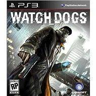 PS3 - Watch Dogs - Konzoljáték