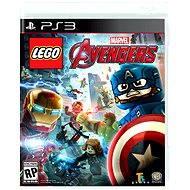 LEGO Marvel Avengers - PS3 - Konzoljáték