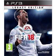 FIFA 18 Legacy Edition - PS3 - Konzoljáték