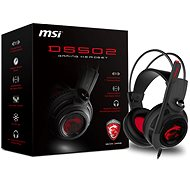 MSI DS502 - Gamer fejhallgató