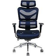 MOSH AIRFLOW-702 kék - Irodai szék