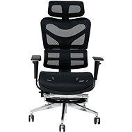MOSH AIRFLOW-702L fekete - Irodai szék