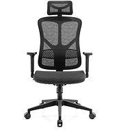 MOSH BS-521 fekete - Irodai szék