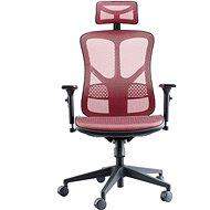 MOSH AIRFLOW-526 piros - Irodai szék