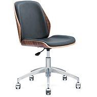 MOSH WUD Classic 91BL fekete - Irodai szék