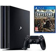 PlayStation 4 Pro 1TB + Days Gone - Játékkonzol