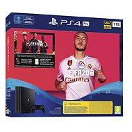PlayStation 4 Pro 1TB + FIFA 20 - Játékkonzol