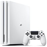 PlayStation 4 Pro 1TB - Glacier White - Konzol