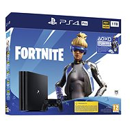 PlayStation 4 Pro 1TB + Fortnite - Játékkonzol