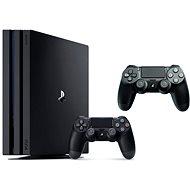 PlayStation 4 Pro 1TB + 2x DualSchock 4 - Játékkonzol