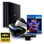 Playstation 4 Pro - 1TB + Playstation VR Kit - Játékkonzol