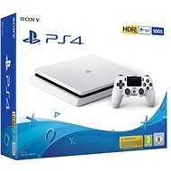 PlayStation 4 Slim 500 GB  White - Játékkonzol