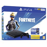 PlayStation 4 500GB + Fortnite - Játékkonzol