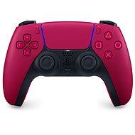 PlayStation 5 DualSense Wireless Controller Cosmic Red - Kontroller