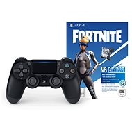 Sony PS4 Dualshock 4 V2 - Black + Fortnite Neo Versa Bundle - Kontroller