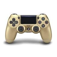 Sony PS4 Dualshock 4 V2 - arany - Vezeték nélküli kontroller