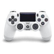 Sony PS4 Dualshock 4 V2 - Gleccser fehér - Kontroller
