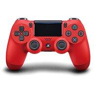 Sony PS4 Dualshock 4 V2 - Magma vörös - Vezeték nélküli kontroller