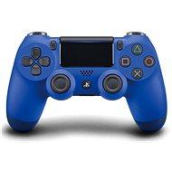Sony PS4 Dualshock 4 V2 - hullámkék - Vezeték nélküli kontroller