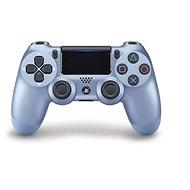 Sony PS4 Dualshock 4 V2 - Titanium Blue - Játékvezérlő