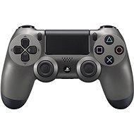 Sony PS4 Dualshock 4 V2 - Steel Black - Vezeték nélküli kontroller