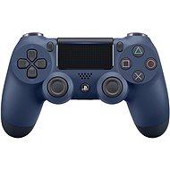 Sony PS4 Dualshock 4 V2 - Midnight Blue - Vezeték nélküli kontroller