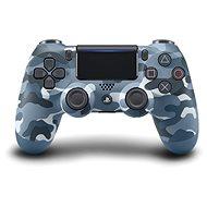Sony PS4 Dualshock 4 V2 - Blue Camouflage - Játékvezérlő