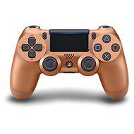 Sony PS4 Dualshock 4 V2,  Copper - Játékvezérlő