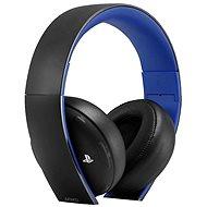 Sony PS4 Wireless Stereo Headset 2.0 Boxed Black - Vezeték nélküli fejhallgató