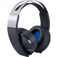Sony PS4 Platinum Wireless Headset - Vezeték nélküli fejhallgató