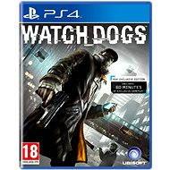 Watch Dogs - PS4 - Konzol játék
