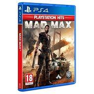 Mad Max - PS4 - Konzol játék