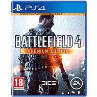 Battlefield 4 Premium Edition - PS4 - Konzoljáték