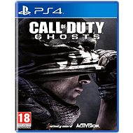 Call Of Duty: Ghosts - PS4 - Konzoljáték