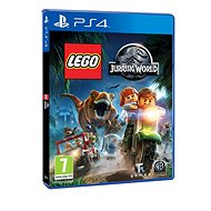 LEGO Jurassic World - PS4 - Konzoljáték