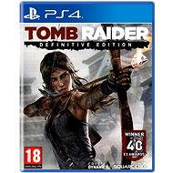 Tomb Raider: Definitive Edition - PS4 - Konzoljáték