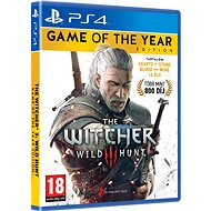The Witcher 3: Wild Hunt Game of the Year Edition - PS4 - Konzol játék