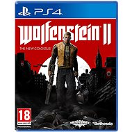 Wolfenstein II: The New Colossus - PS4 - Konzol játék
