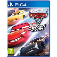 Cars 3: Driven to Win - PS4 - Konzoljáték