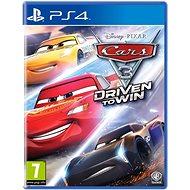 Cars 3: Driven to Win - PS4 - Konzol játék