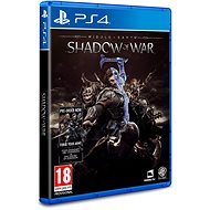 Middle-earth: Shadow of War - PS4 - Konzoljáték
