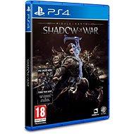 Middle-earth: Shadow of War - PS4 - Konzol játék