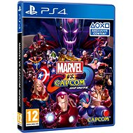 Marvel vs. Capcom: Infinite - PS4 - Konzoljáték