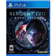 Resident Evil: Revelations - PS4 - Konzol játék